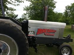 Mutant Mini Pulling Tractor